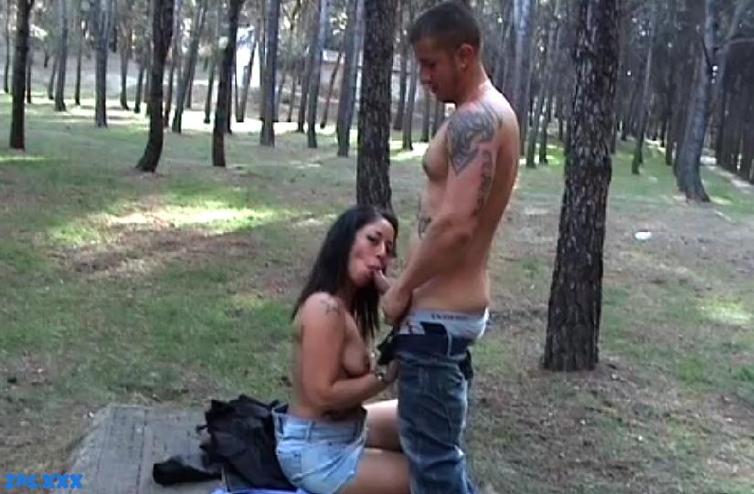 Porno En El Parque 53