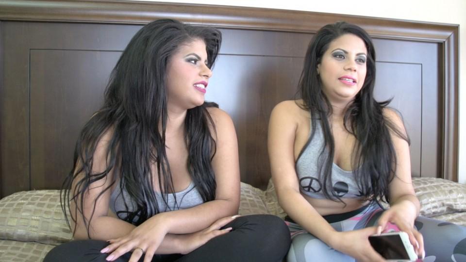 Las Hermanas Ortega comparten novio